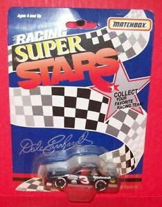 DALE EARNHARDT SR #3 GOODWRENCH 1/64 MATCHBOX DIECAST CAR