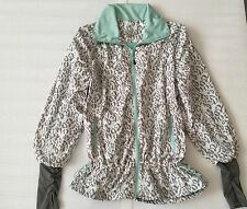 MPG Mondetta Performance  Animal print Zip jacket S