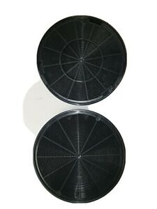 Rangemaster Cooker Hood Extractor Filters Charcoal set of 2 a pair