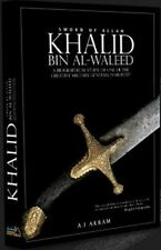 SPECIAL OFFER: The Biography of Khalid Bin Al-Waleed (Sword of Allah) -HB