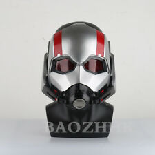 Ant-Man and the Wasp Full Face Helmet Mask Cosplay PVC Hood Halloween