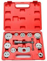 Mekanik 12pc Universal Disc Brake Caliper Piston Rewind Tool Kit Auto Brake Wind