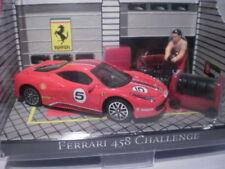 Voitures, camions et fourgons miniatures Ferrari Challenger 1:43