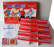 Vintage / Retro 1980's Play Back - Peter Pan Playthings