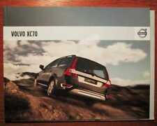 VOLVO XC70 - Orig. Katalog mit Preisliste (2007)