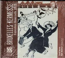 Tivoli Band- Bruxelles-Kermesse F. Sealed BRAND NEW CD Free UK 1st Class P&P
