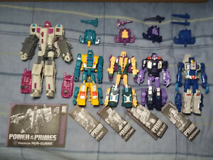 Transformers Generations Power of The Primes Abominus (Loose w/Instructions)