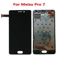 Pour Meizu Pro 7 Écran TFT LCD Display Touch Screen Digitizer Assembly + Frame