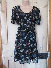 ASOS Short Sleeve Regular Size Round Neck Dresses for Women