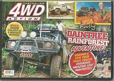 AUSTRALIAN 4WD ACTION - ISSUE 207 DAINTREE RAINFOREST ADVENTURE!