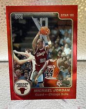 Michael Jordan 1996 Topps Stadium Club Finest Chrome