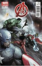 Avengers #24.NOW NM+ Agustin Alessio 1:75 Variant Cover (2014) Hard To Find
