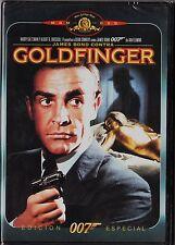James Bond 007 nº  3: GOLDFINGER con Sean Connery. 1964