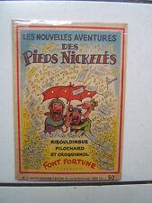 PELLOS  / LES PIEDS NICKELES 12 / FONT FORTUNE