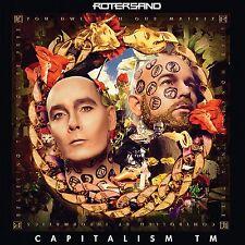 ROTERSAND Capitalism TM - CD - Digipak - VÖ-Datum - 04.11.