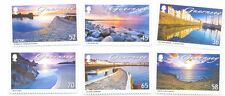 Guernsey-SEPAC Sea Guernsey mnh set of 6 2011