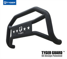 TYGER For 2004-2018 Ford F150 Textured Black Bull Bumper Guard