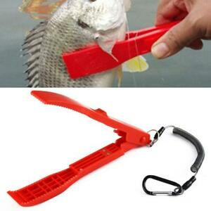 Portable Grabber Gripper Fishing Tool Grip Tackle Fish Clip Holder Controller