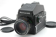 Mamiya M645 1000S PD Prism Finder w/ Sekor C 80mm f2.8【Near Mint】from Japan 560