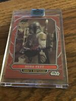2018 Topps Star Wars Archives Signature Series Jeremy Bulloch auto /44 Boba Fett