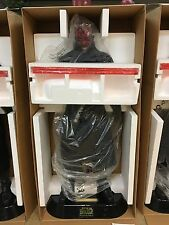 Life Size Star Wars Darth Maul Statue Brand New In Box Full Size Prop