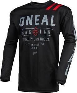 O'Neal Threat Jersey - MX Motocross Dirt Bike Off-Road ATV MTB Mens Gear