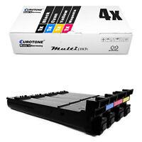 4x ECO Toner ersetzt Konica Minolta A0DK152 A0DK252 A0DK352 A0DK452 QMS 4650