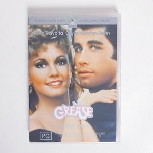 Grease Special Edition Movie DVD Region 4 AUS Free Postage - Drama Musical