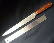 "Lamson Meat Slicing Knife Professional Cutlery 14.5"" overall length USA steel"