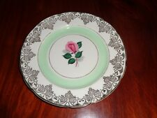 Newtown FINE BONE CHINA Made in England PICCOLA PIASTRA LATERALE Rose