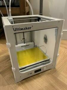 Boxed Ultimaker 3 Dual Extrusion 3D Printer with Slide onoff Door