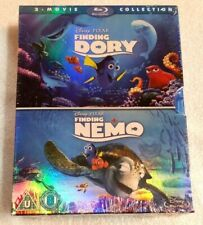 Finding Dory/ Finding Nemo Double Pack [Blu-ray]