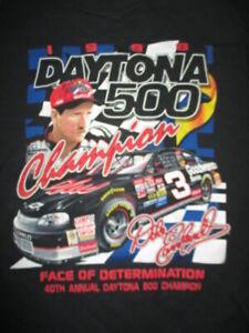 1948-1998 50th ANNIVERSARY Nascar DALE EARNHARDT Daytona Champion (LG) Shirt