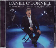 DANIEL O'DONNELL Songs From The Movies & More CD - New