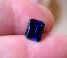 SOMPTUEUX SAPHIR VERNEUIL CORNFLOWER BLUE 12x10  mm