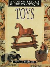 LIVRE/BOOK : ANTIQUE TOYS / JOUETS (ancien, collection, vintage ...)
