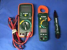 Extech Instruments True Rms Multimeter 430ma20040130