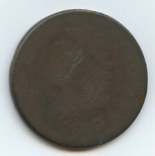 "Exonumia Love Token 1810/09 Large Cent (#8422) Obv. Script ""Jo""."
