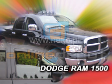 Wind Deflectors DODGE RAM 1500 4-doors 2002-2008 2-pc HEKO Tinted