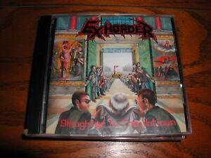 EXHORDER - SLAUGHTER IN THE VATICAN  CD