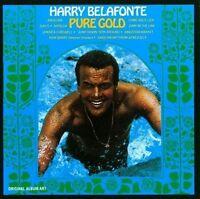 Harry Belafonte : Pure Gold CD