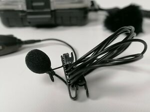 Rode Lavalier Microphone Kit with Case - PlusRode MiCon 5 XLR-3M adaptor