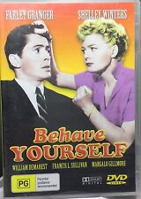 Behave Yourself dvd