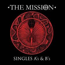 The Mission - Singles A's And B's (NEW 2CD)