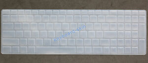 Keyboard Silicone Skin Cover Protector for IBM Lenovo Ideapad Y700-15inch E700