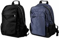 Zaino Uomo Donna Bikkembergs Backpack Men Woman DB-Tape Easy Midnight D0610