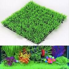 Fake Plastic Fake Plant Water Grass Plants for Fish Tank Aquarium Ornament UK