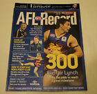 2004 AFL Round 16 Football Record Melbourne v Western Bulldogs