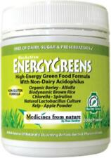 Bioactive Energy Greens 200g by Medicines from Nature- Essential Greens Melrose