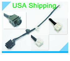C34 SONY VAIO VGN-FW560F VGN-FW200 VGN-FW250 VGN-FW490 AC DC POWER JACK w// CABLE